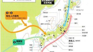 血液型は東日本にB型、西日本にA型が多いが、これは日本人のルーツ(起源)が関係しているらしい
