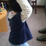 「下痢と嘔吐」くまちゃん・R子の子育て日記(8日目)