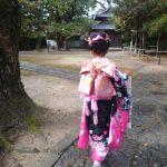 「七五三のローカルルール(熊本・女の子編)」くまちゃん・R子の子育て日記(21日目)