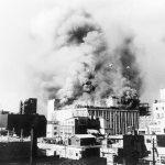 熊本で、地震、雷と続いて・・・。40年前の大洋デパート火災を思い出す。