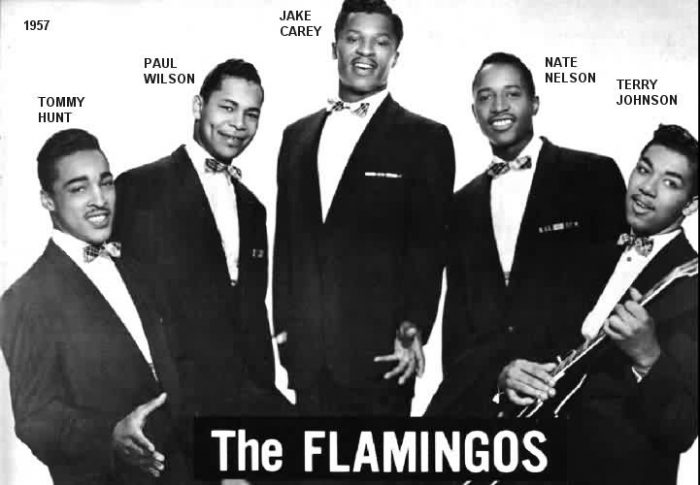 The_Flamingos_-_1957
