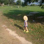 「夏の江津湖は『ゾウさんプール』と『じゃぶじゃぶ池』最強!」くまちゃん・R子の子育て日記(37日目)