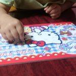 「幼稚園運動会見学!竹屋うどん!ゆめタウンはません復活!ジグソーパズル!」くまちゃん・R子の子育て日記(48日目)