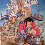 その名作、大塚康生(おおつかやすお)抜きに語るべからず!!~宮崎駿と大塚康生コンビの大傑作『未来少年コナン』(1978年)、『ルパン三世カリオストロの城』(1979年)