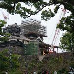 「加藤神社(熊本市)で、ひと月遅れの初宮詣(お宮詣り)!」くまちゃん・R子の子育て日記(94日目)