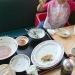 「3歳児が餃子を食べたいと言うので|餃子の王将 近見店(熊本市南区近見)」くまとR子の子育て日記(105日目)