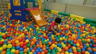 「地域の児童館より5倍楽しめる!熊本市子ども文化会館(熊本市中央区新町)」くまとR子の子育て日記(108日目)