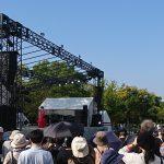 「熊本三大ディーバのひとり八代亜紀に会いに行く(熊本城・二の丸公園)」くまとR子の子育て日記(116日目)