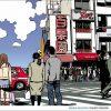 江口寿史のアルバム・ジャケット集+エンケン