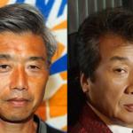高木琢也(サッカー監督)と前川清(歌手)と蛭子能収(マンガ家)、これがウワサの「長崎顔」???