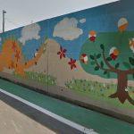 大阪北部地震、ブロック塀に描かれた無邪気な絵がつらい|JIJI放談 2018年6月4週目