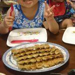 「人吉名店の餃子が熊本市内でも食べられる!自衛隊通りの『松龍軒(しょうりゅうけん)』熊本健軍店」くまとR子の子育て日記(193日目)